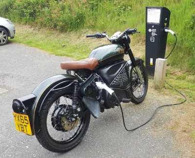 royal-enfield -electric