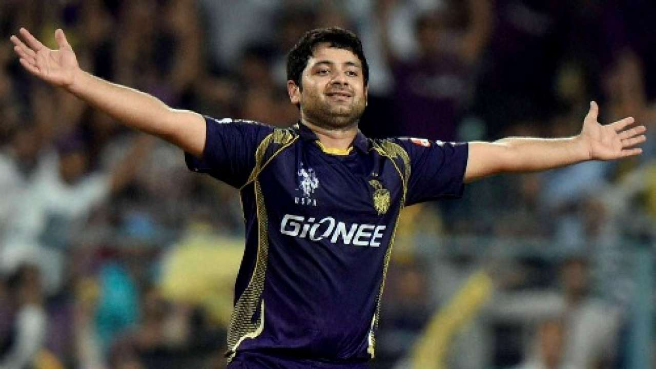 Piyush Chawla used to play for KKR