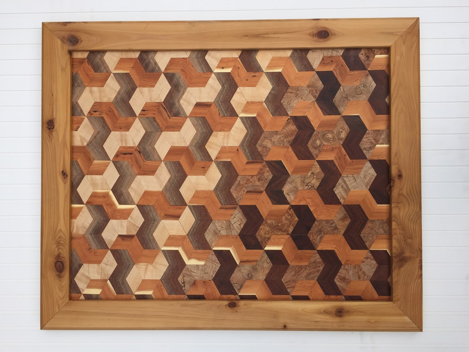 "Wooden Wall Art For Sale Interesting Dances With Woods Woodcraft ""escherized Islamic Tiling"" Original Design Ideas"