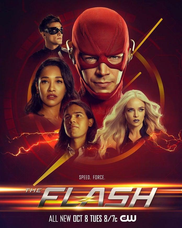The Flash Temporada 6 Ingles Subtitulado // Latino 720p