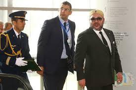 الملك محمد السادس حزين بخصوص فاجعة طنجة .