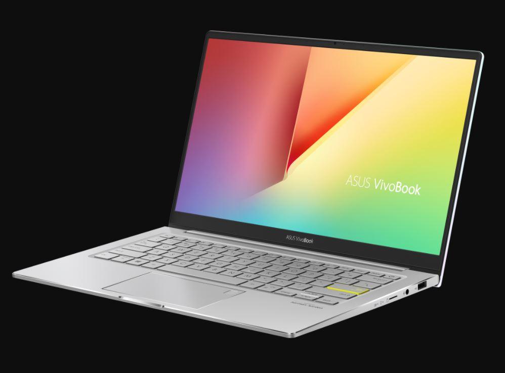 Asus Vivobook S13 S333EA EG751TS, Laptop Ringkas dan Stylish Bertenaga Intel Core i7 11th Gen
