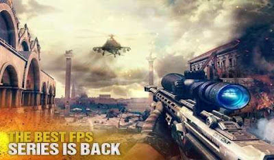 تنزيل لعبة مودرن كومبات mc5 مهكره، Modern Combat 5 مهكرة كاملة جاهزة للاندرويد اخر إصدار تحديث 2019 من رابط مباشر مجانا للاندرويد
