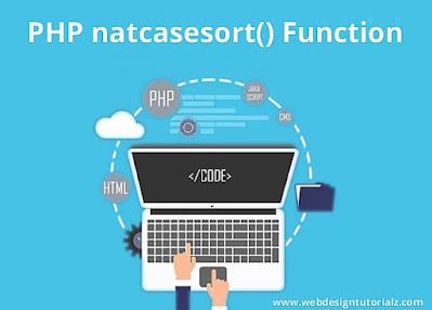 PHP natcasesort() Function