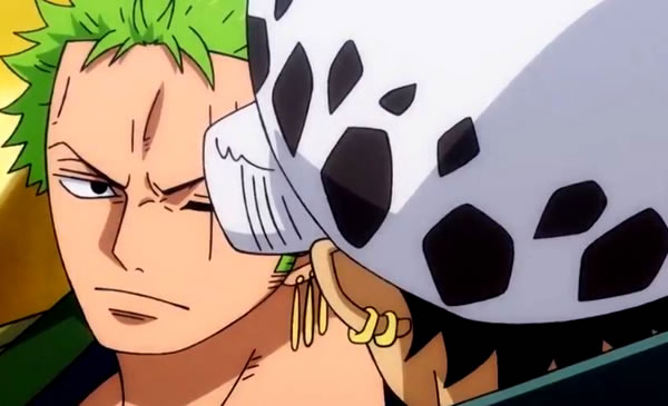 One Piece Episodio 908