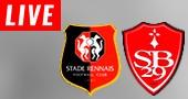 Rennes vs Brest LIVE STREAM streaming
