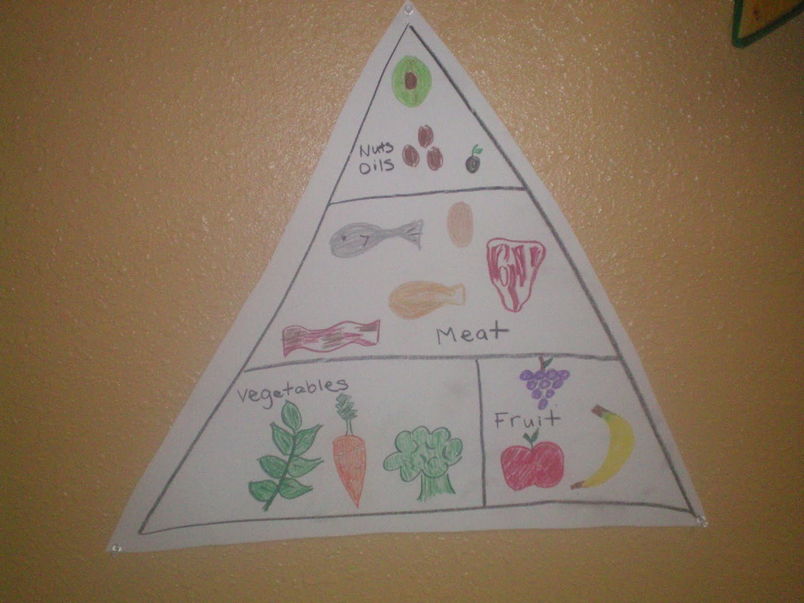 The Primal Home Primal Food Pyramid For Kids