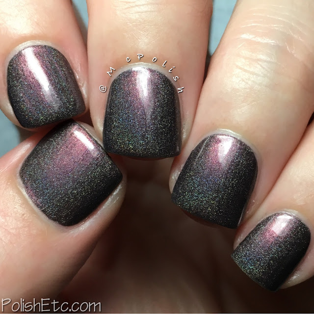 Native War Paints - The Next World Collection - McPolish - One Eye