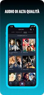 Amazon music: l'app si aggiorna alla vers 9.10.0