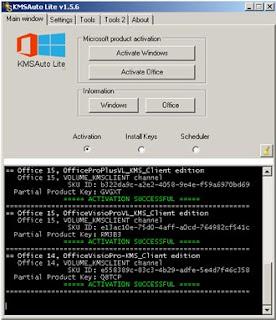 Cara Aktivasi Microsoft Office Visio 2013 versi 32 bit dan 64 bit