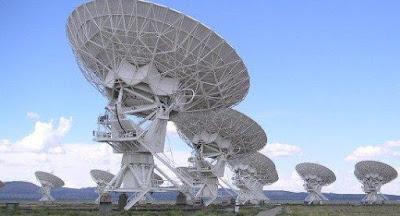 Kemungkinan, Kontak Pertama Dengan Mesin Alien
