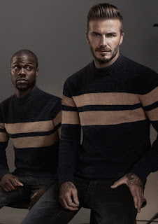 David Beckham and Kevin Hart star in new H&M campaign!
