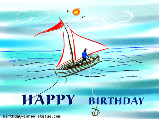 birthday wishes for sailors