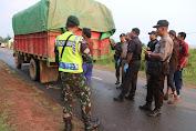 Imigrasi Merauke Gandeng Satgas Yonif MR 411 Kostrad Dalam Operasi Timpora