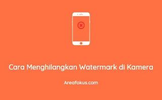 Cara Menghilangkan Watermark di Kamera Xiaomi