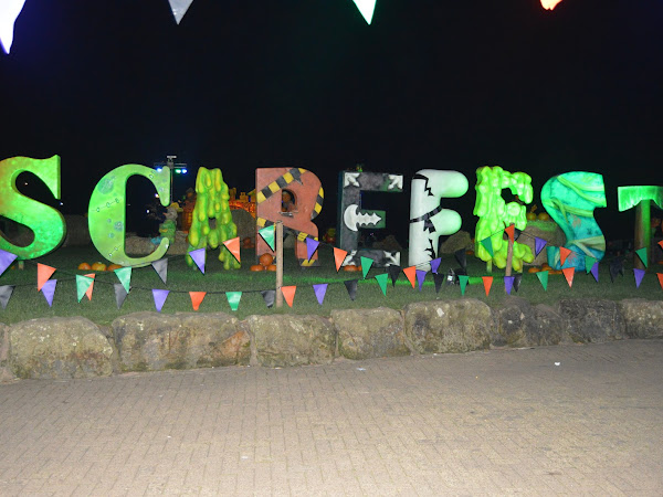 Scarefest At Alton Towers 2017