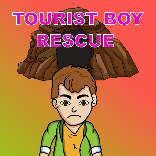 Games2Jolly -  Rescue The Tourist Boy From Cave