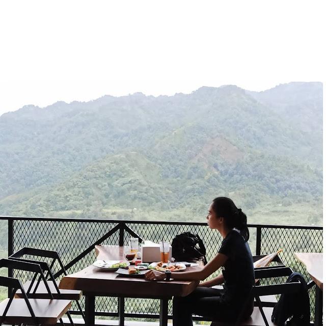 Highlanders Resort & Cafe Sentul Bogor