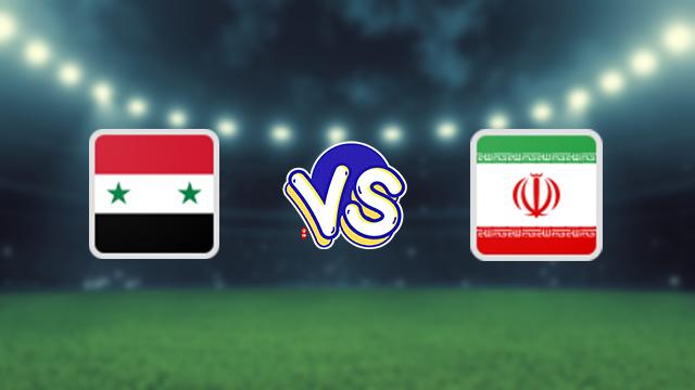 سوريا ضد ايران