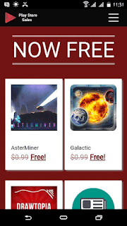 NOW FREE - Play Store Sales