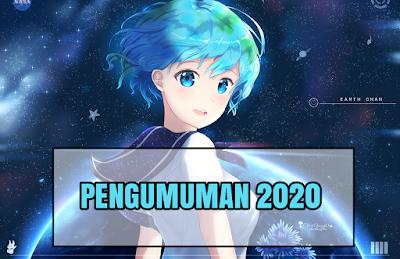 PENGUMUMAN 01 MARET 2020