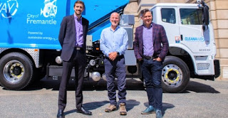 Cleanaway Waste Management Ltd Investor Relations    French giant Veolia warns Cleanaway of 'legal black hole';