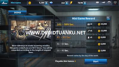 Cara Mendapat Gold dan Diamond (GEMS) Gratis Game Point Blank (PB) Mobile Android