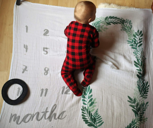 Monthly Photo Ideas for baby