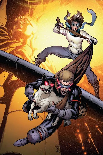 ryan stegman inhuman marvel comics