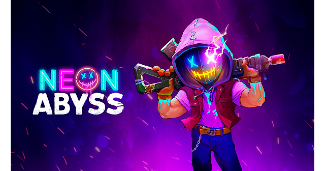 ANSWER HADES' CALL! FALL INTO THE NEON ABYSS DEMO ON NINTENDO SWITCH TODAY