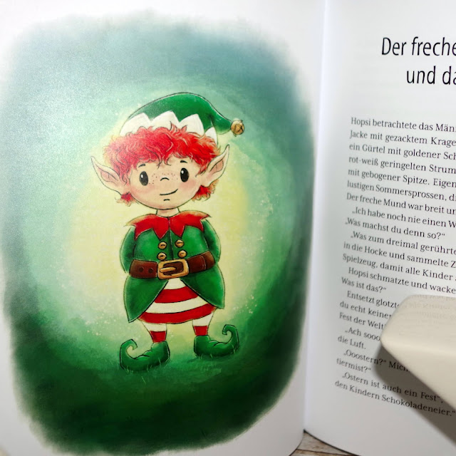 [Books] Jasmin Zipperling - Himmeldonnerglöckchen! (Hopsis Abenteuer in der Weihnachtswerkstatt #1)