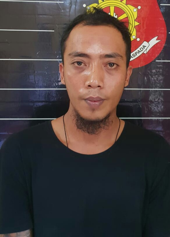 Kodok tersangka narkoba di Batubara.