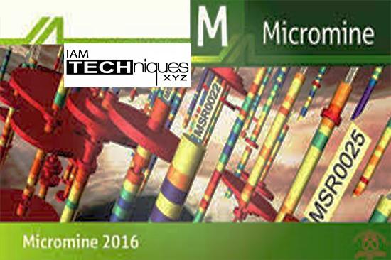 Micromine v11.1.4 32 + 64