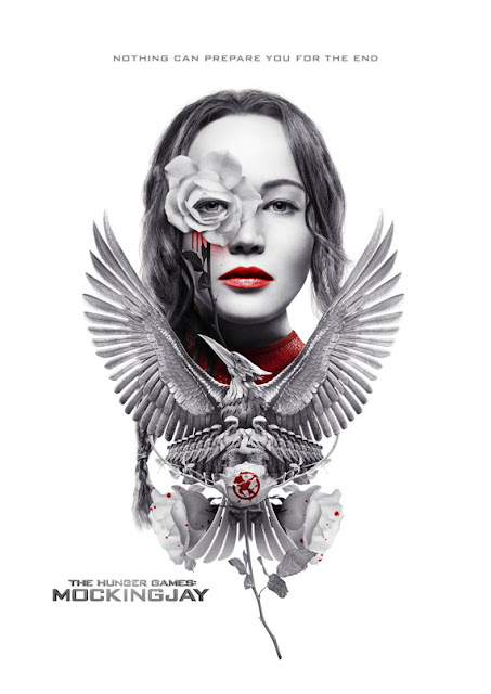 The Hunger Games Nothing Can Prepare You For The End Mockingjay Poster