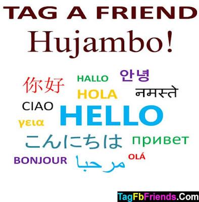 Hi in Swahili language