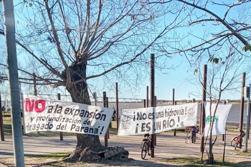 CUIDAR EL PARANÁ, CUIDAR LOS HUMEDALES