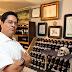 Rogelio Gutiérrez eminente científico mexicano descubridor de un nuevo medicamento