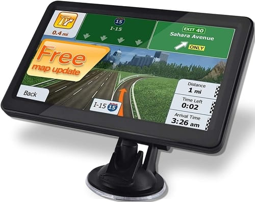 Ayzaw GPS Navigation for Car and Truck