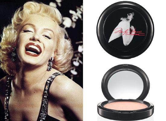 Marilyn Monroe Original By Zai: Mac Marilyn Monroe Makeup Collection 2016