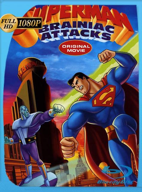 Superman: Brainiac Ataca (2006) HD [1080p] Latino [GoogleDrive] SilvestreHD