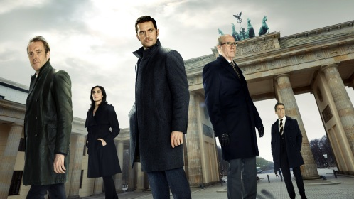 Berlin Station 1ª Temporada