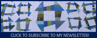 newsletter subscribe button Sew Joy Creations