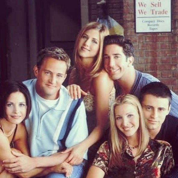 FRIENDS 25 anos