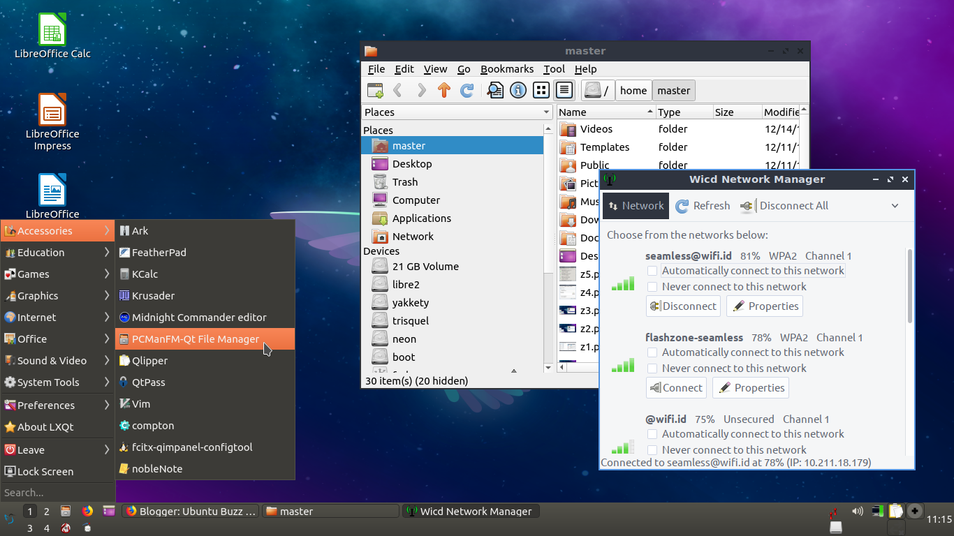 Ubuntu Buzz !: What To Do After Installing Lubuntu 18 10