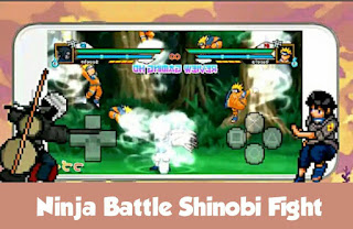 Ninja battle shinobi fight