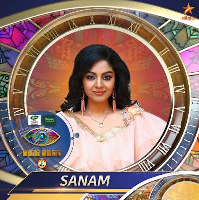 Bigg Boss Tamil Season 4 Sanama