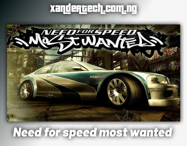 Download Need For Speed Most Wanted Mod Apk Obb