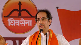 Shiv Sena unhappy with President's rule.