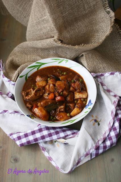 Irish Stew (estofado irlandés) El Ágora de Ángeles