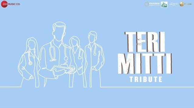 तेरी मिट्टी Teri Mitti Tribute Lyrics - B Praak